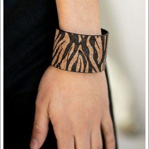 Zebra Zone Bracelet